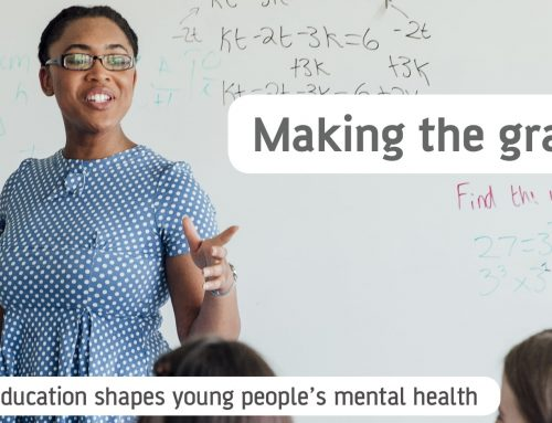Making the grade: How education shapes young people's mental health